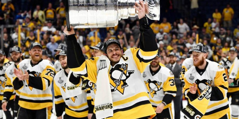 NHL Stanley Cup Futures: Penguins To Make It 3?