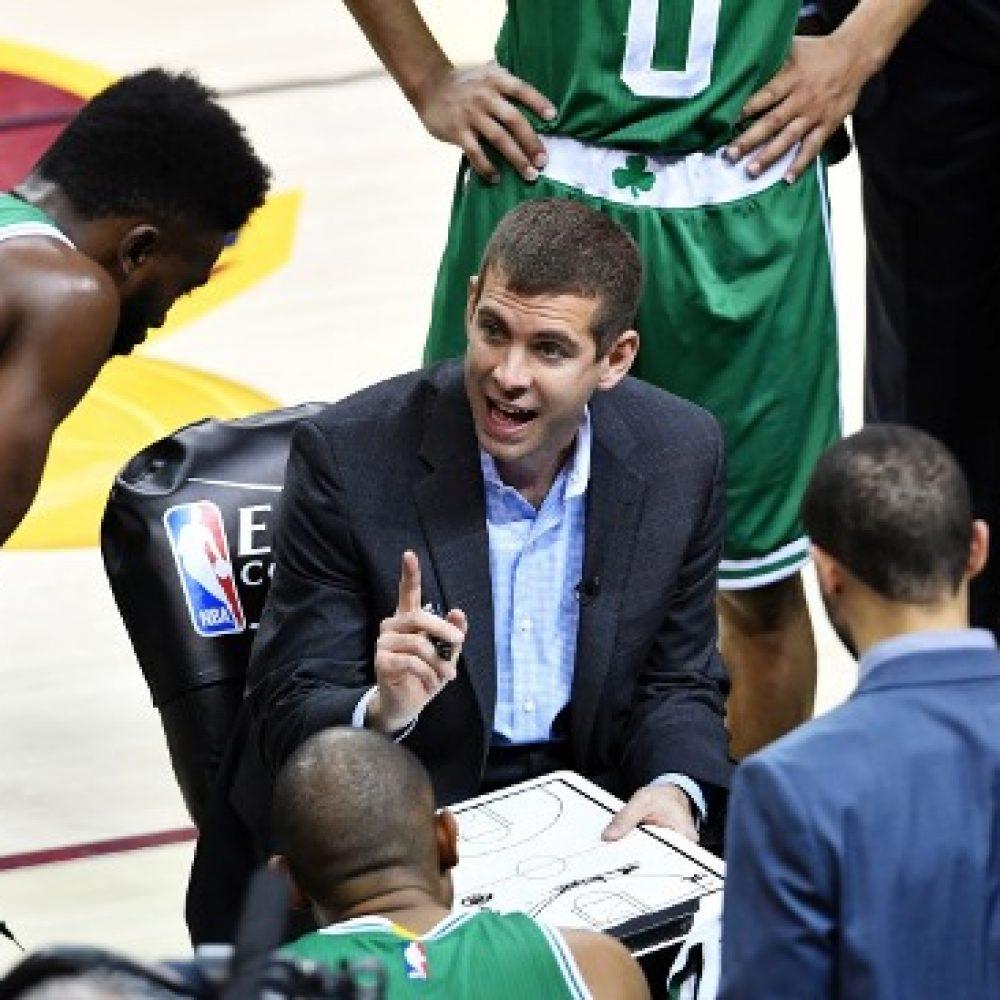 Brad Stevens, Celtics