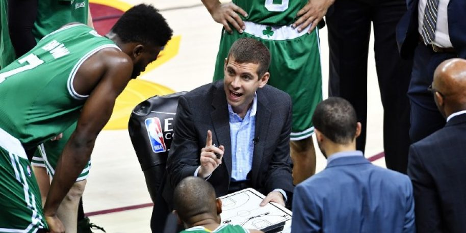 Boston Celtics react to talk the team can't win on the road