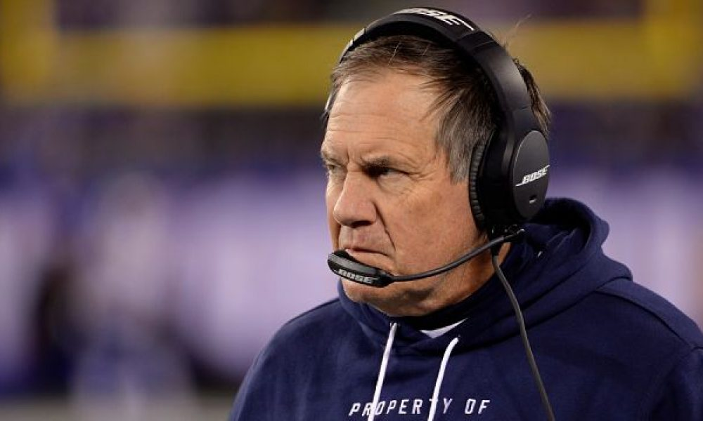 Bill Belichick, Patriots
