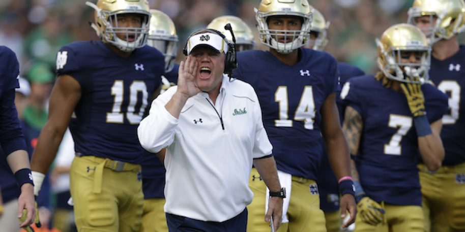 Notre Dame-Wake Forest game rescheduled for December