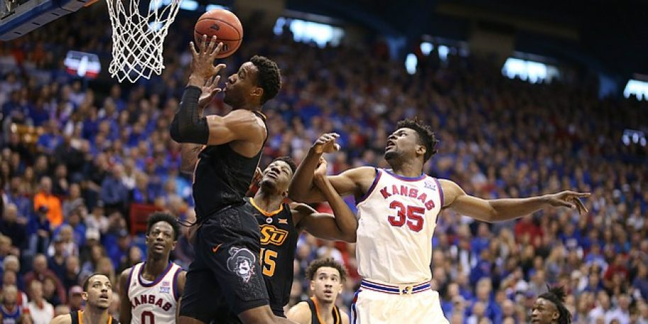 NCAAB Betting Odds: Kansas @ Oklahoma