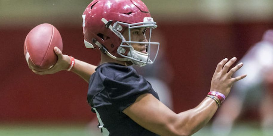Alabama QB Tua Tagovailoa suffers setback after hand surgery