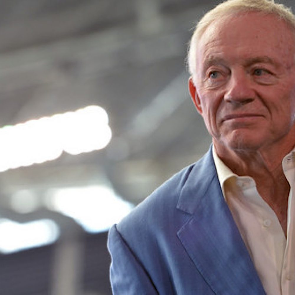 Jerry Jones, Cowboys