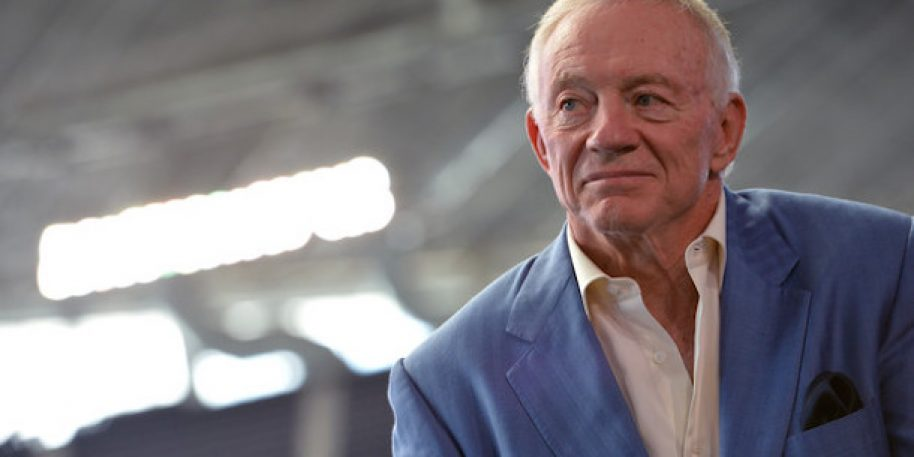 Jerry Jones: We've Got To Win a Football Game
