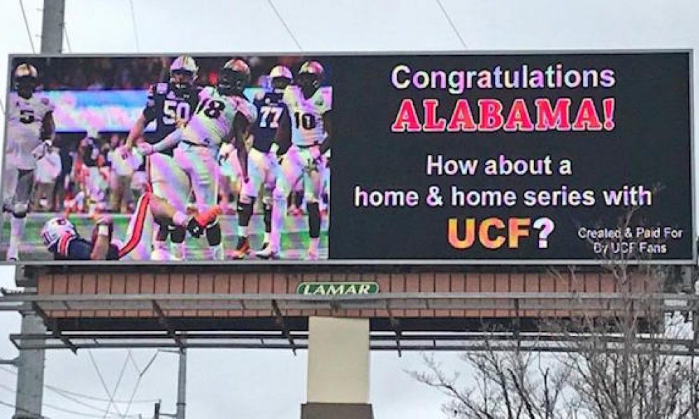 bama billboard