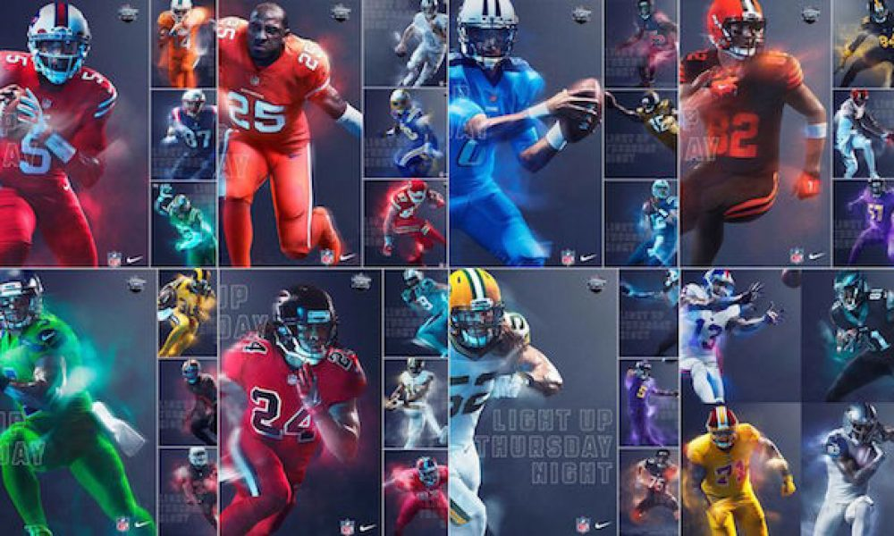 f9c1e22756291 NFL Already Phasing Out Color Rush Uniforms in Thursday Night Football