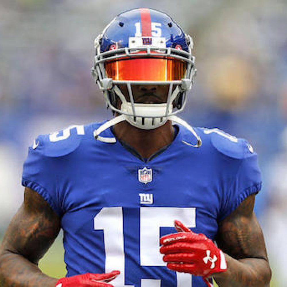 Brandon Marshall, Giants