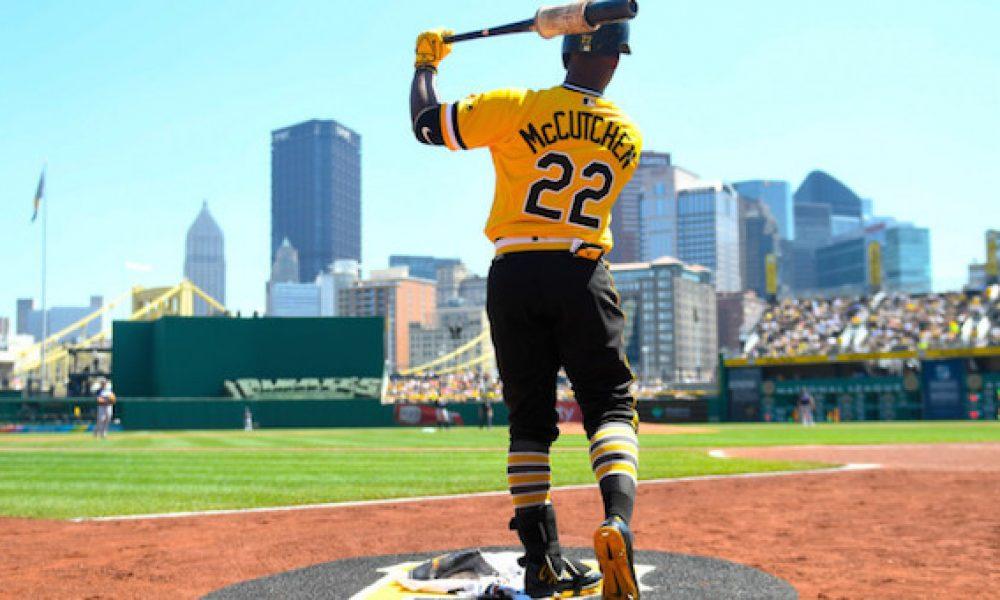MLB: APR 17 Brewers at Pirates