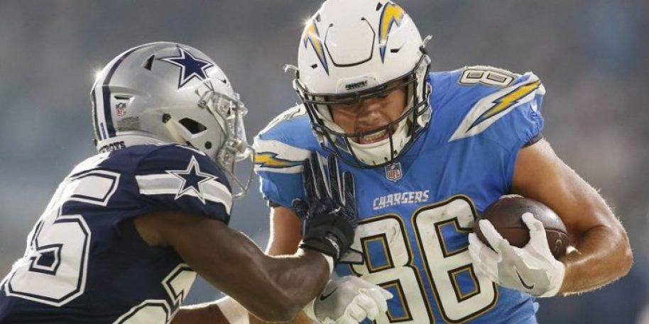 Hunter Henry Tears ACL, Gates May Return to Chargers