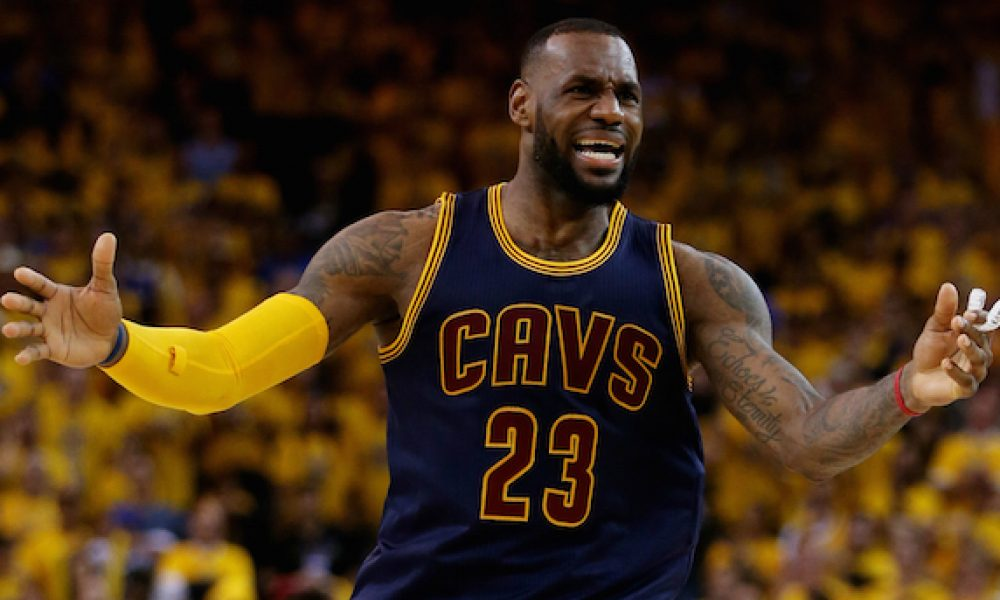 c66c4ff3cdae LeBron Reportedly Looking For Reasons to Stay in Cleveland - NBA News