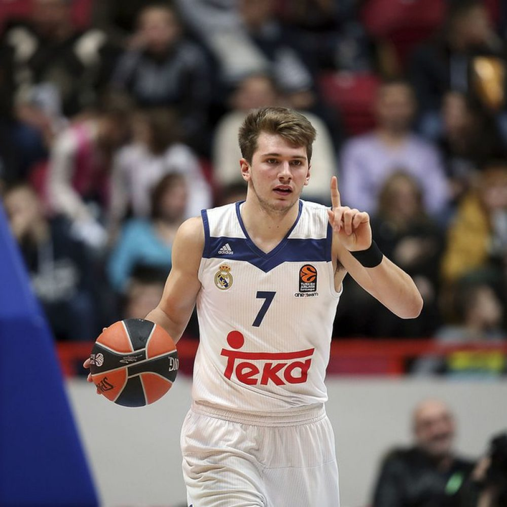 Luka Doncic, NBA Draft
