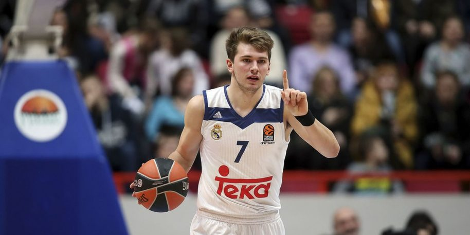 NBA Prospect Luka Doncic Helps Real Madrid to Euroleague Title