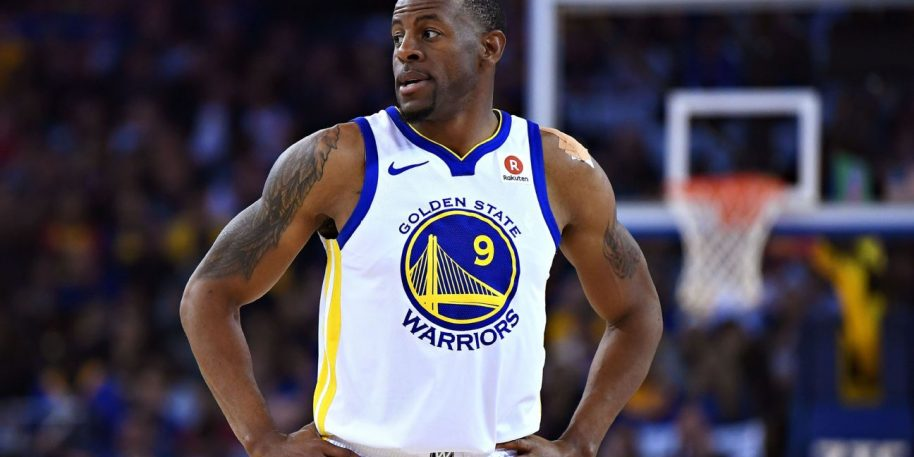 Andre Iguodala questionable for Game 4
