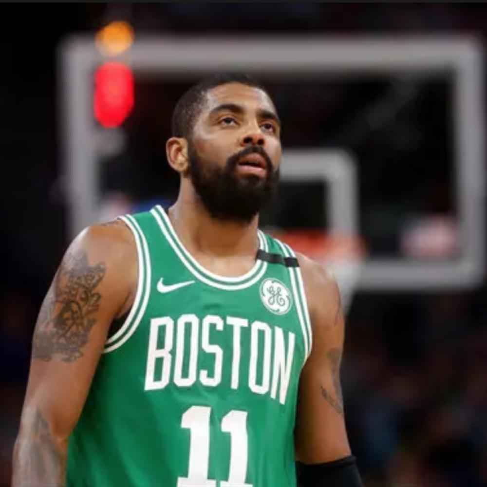 Kyrie Irving, Celtics
