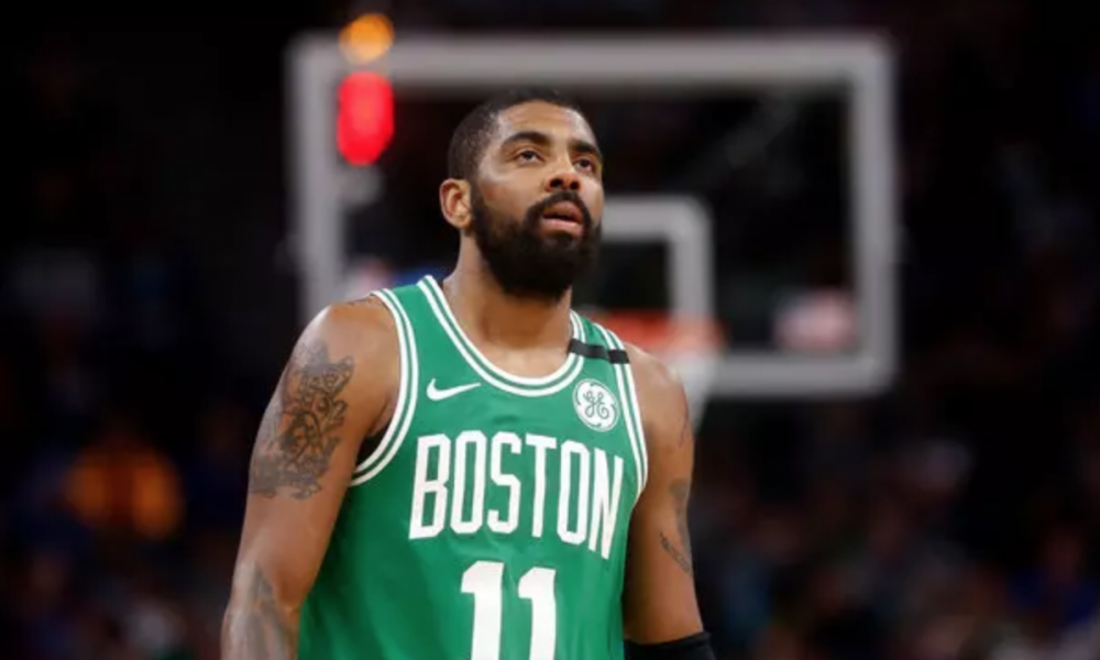 Kyrie Irving, Celtics