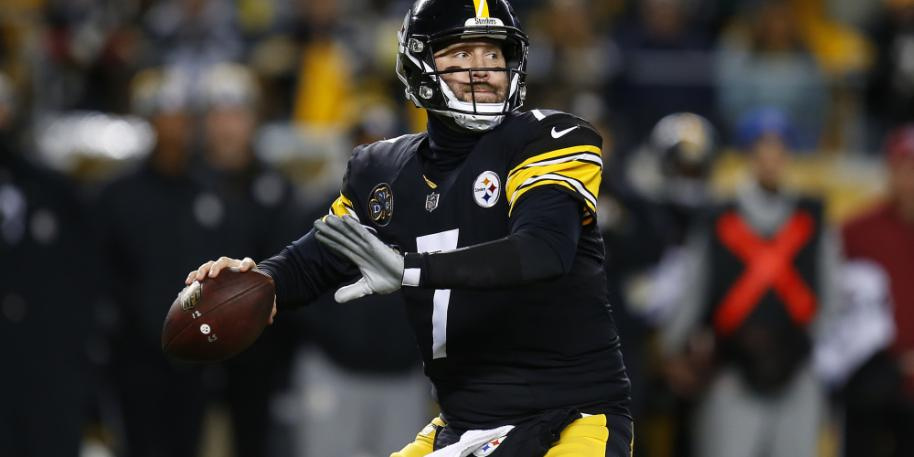 What are Steelers' options beyond Ben Roethlisberger?