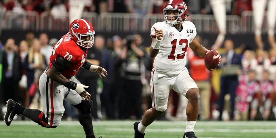 Alabama Strong Favorite to Repeat as National Champions