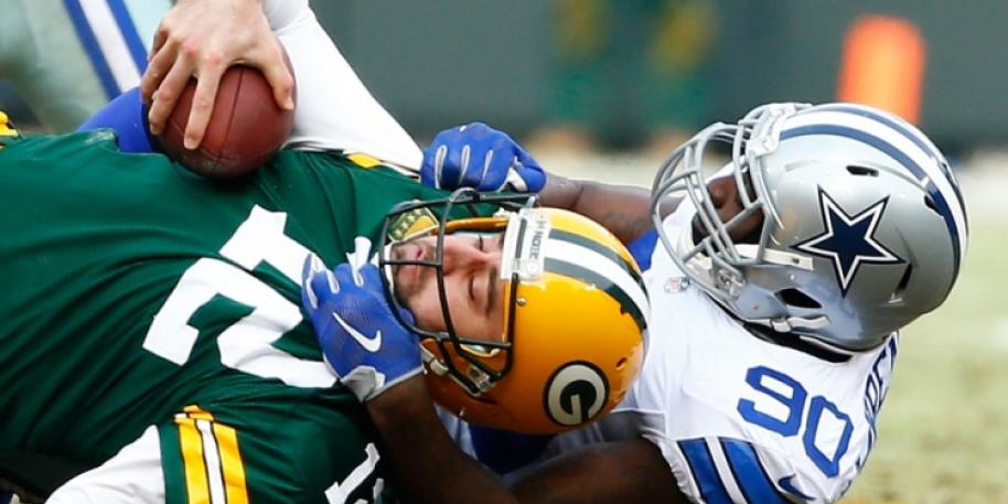 Reports: DeMarcus Lawrence to Play for Cowboys with Franchise Tag