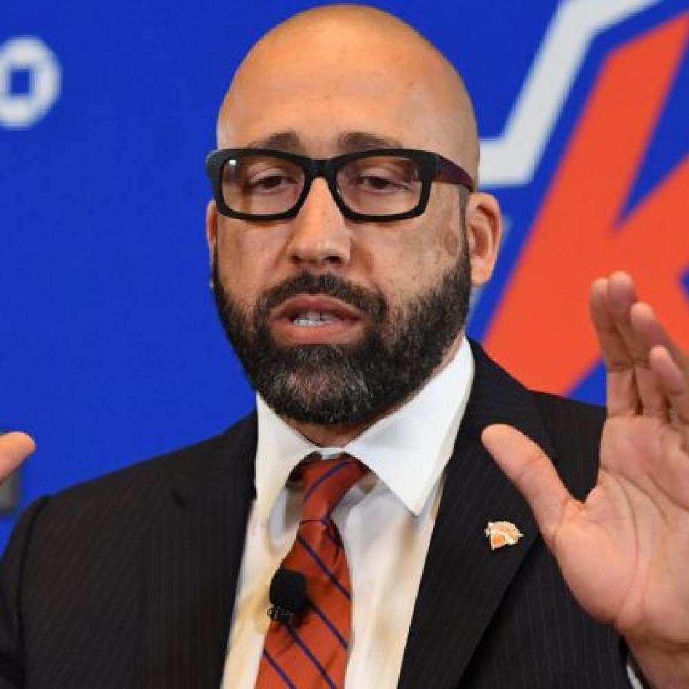 David Fizdale, Knicks