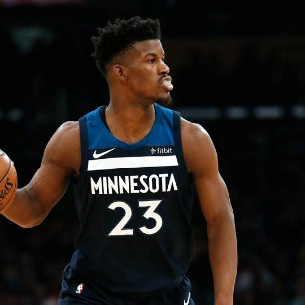 Jimmy Butler, Timberwolves