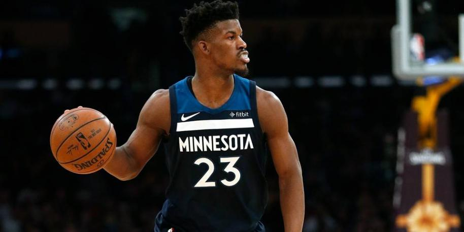Timberwolves star Jimmy Butler 'turned down' four-year contract extension