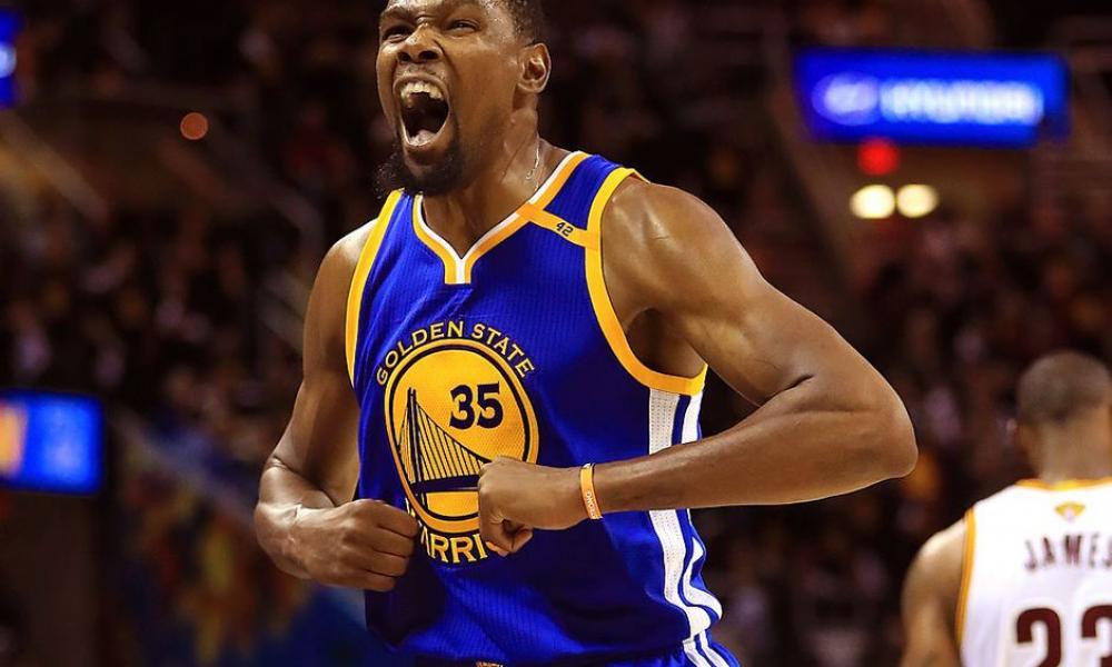 Kevin Durant, Warriors