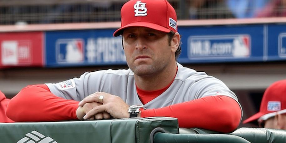 Cardinals fire manager Mike Matheny after 7 seasons