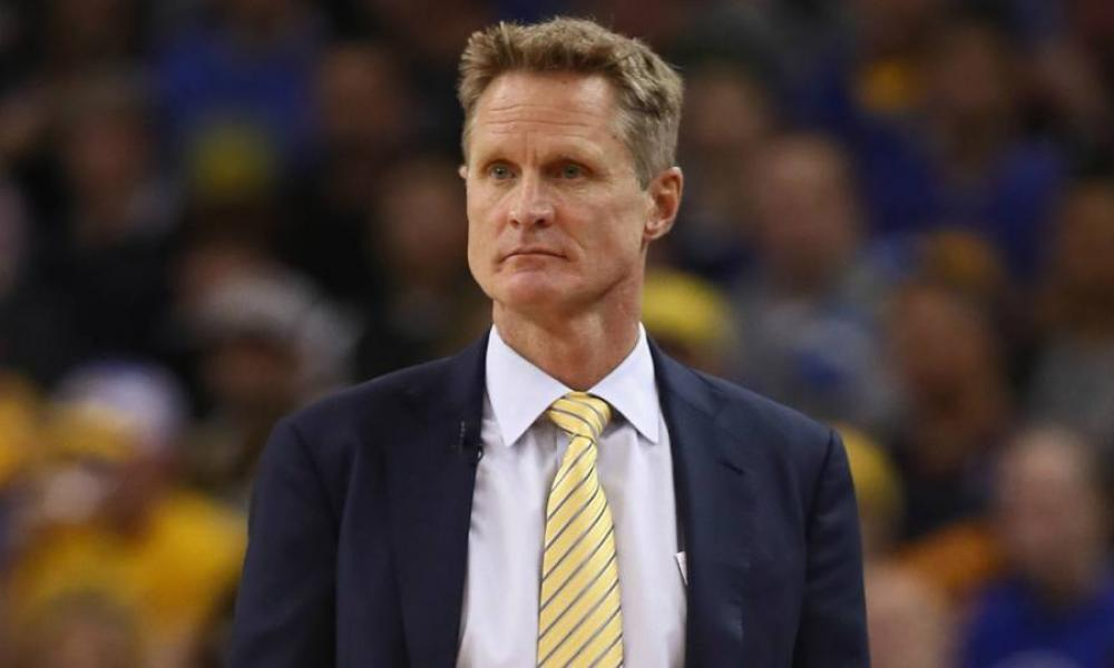 Steve Kerr, Warriors