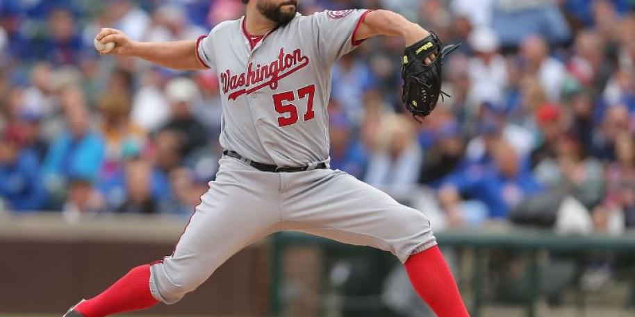 Washington Nationals Need Another Strong Outing from Tanner Roark