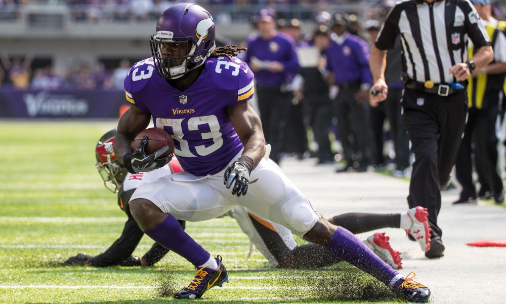 NFL: Tampa Bay Buccaneers at Minnesota Vikings