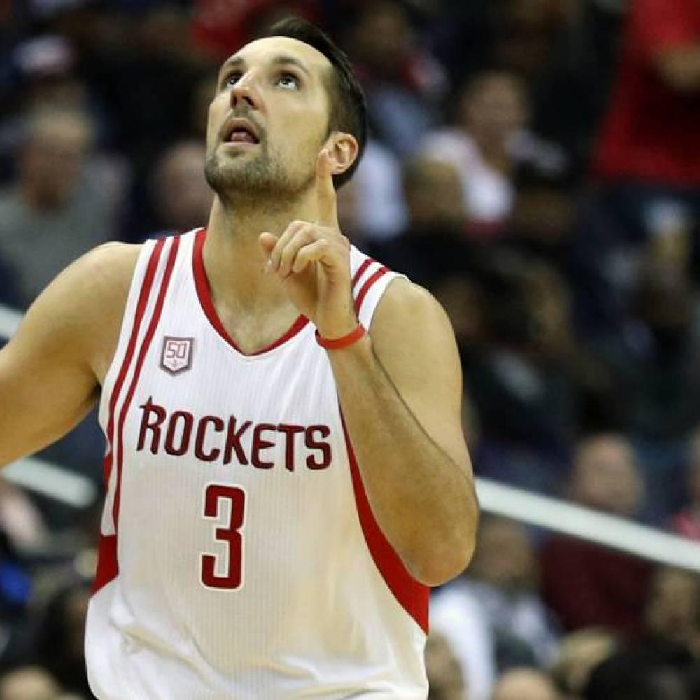 Ryan Anderson, Rockets