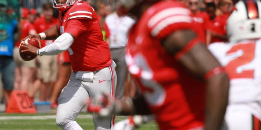 Ohio State in Early Season Test on the Road Against TCU