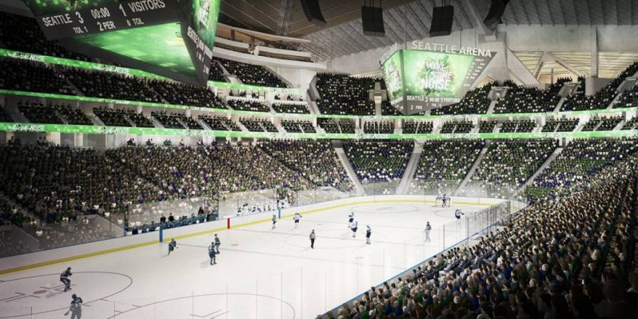 Seattle Taking Shape as an NHL City