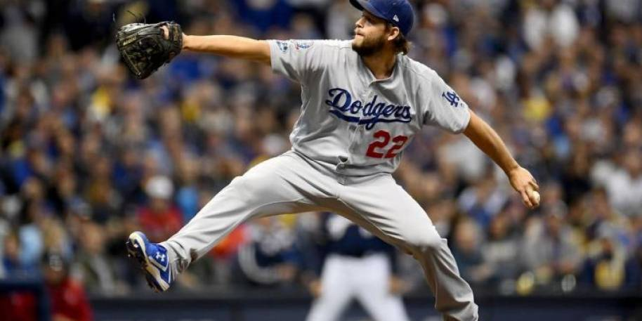 Kershaw vs Sale in Game 1 of World Series at Fenway Park