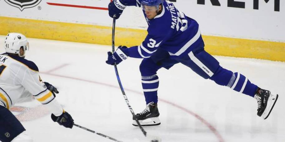 Maple Leafs Favored to Win Stanley Cup, Sharks on the Rise