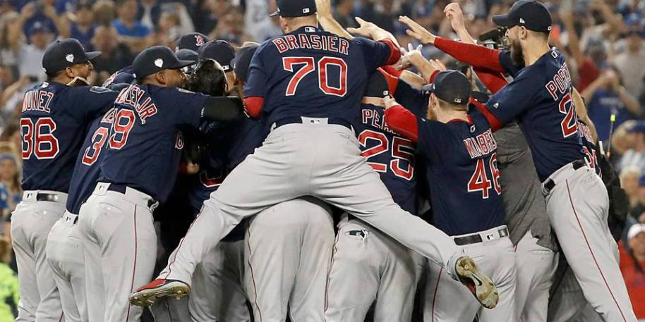 2019 World Series Odds: Red Sox Favorites