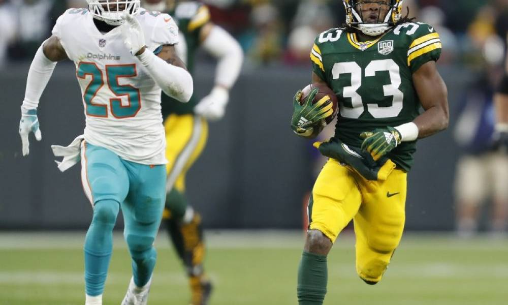2198a795 Packers Visit Seahawks to Open Week 11 on Thursday Night Football NFL
