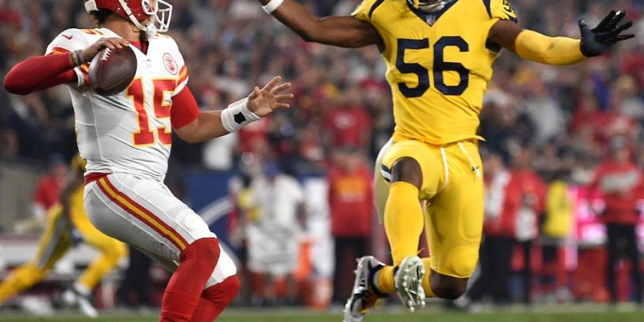 Chiefs and Rams Combine For 105 Points, Deal Vegas Big Loss