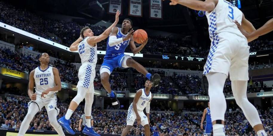 Duke Remains Atop College Basketball Futures Board