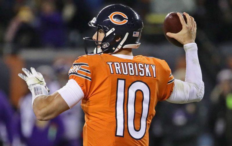 Mitchell Trubisky, Beruang