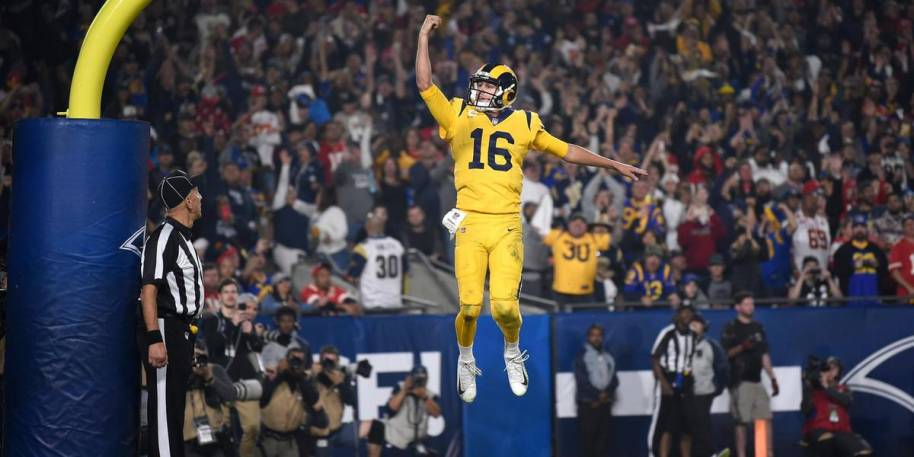 """""""Whirlwind"""" Los Angeles Rams – Chiefs Game Broke Several NFL Records"""