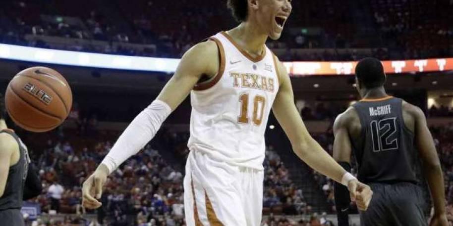Texas Freshman Injures Knee Versus Kansas