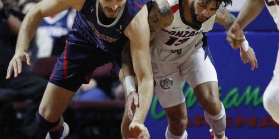 Gonzaga Stunned by Saint Mary's in WCC Title Game