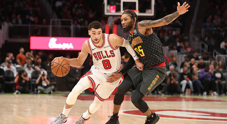 Bulls star Zach LaVine expected to become a free agent in 2022