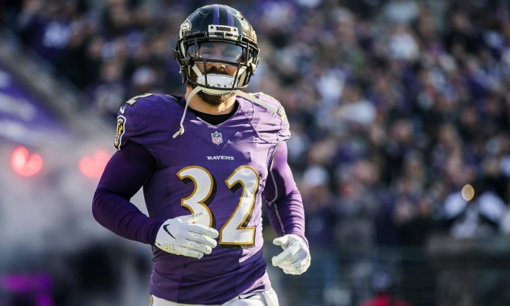 Eric Weddle, Ravens