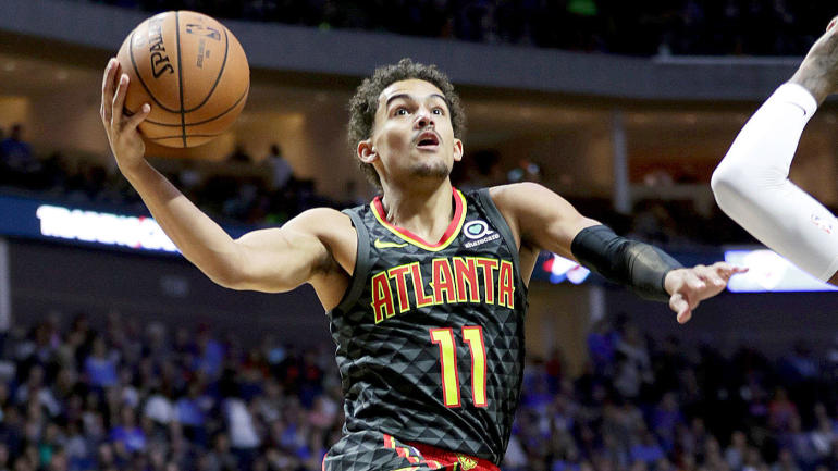 Trae Young, Hawks