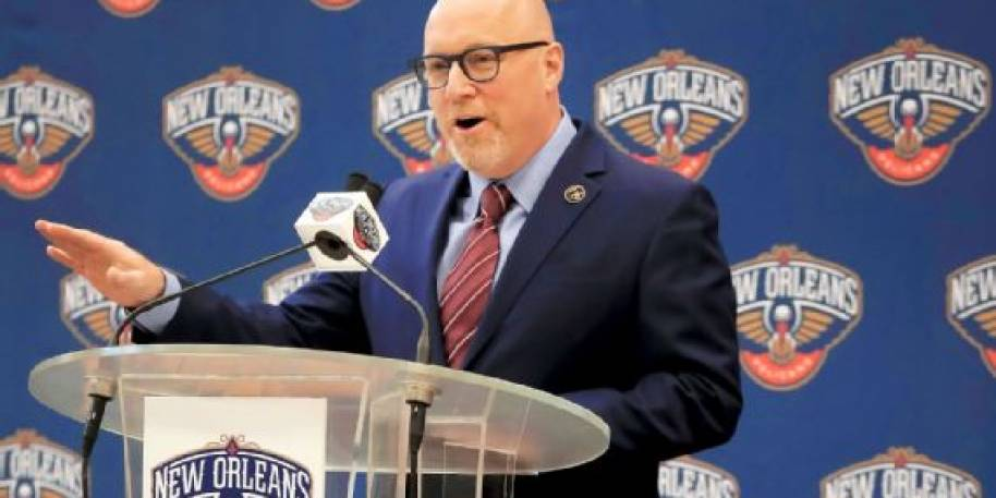 David Griffin Hopes to Keep Anthony Davis in New Orleans