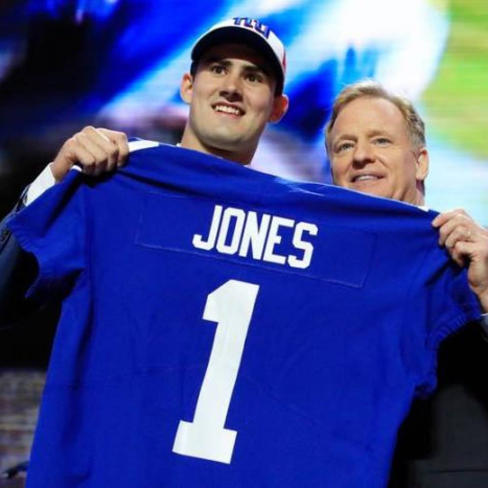 Daniel Jones, Giants