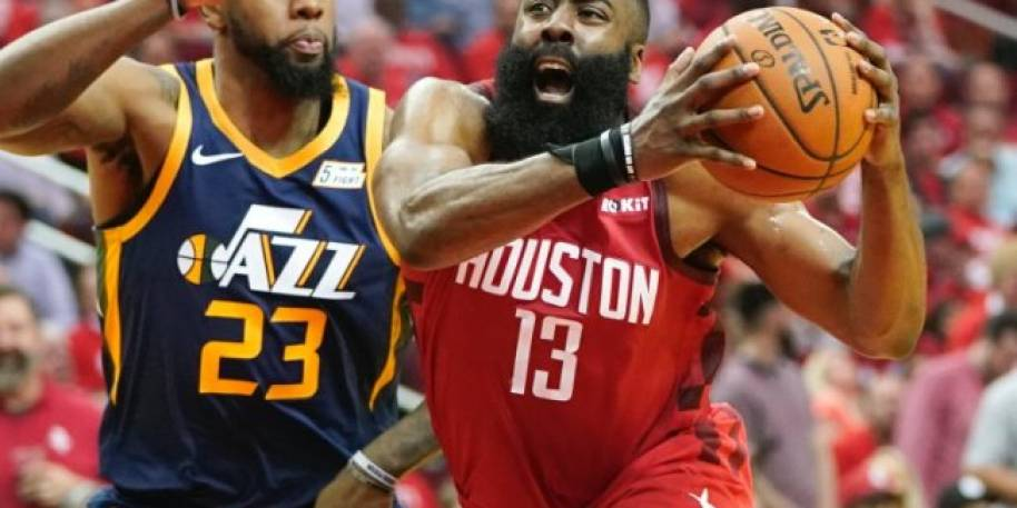 Rockets with Harden, Defense and Depth May Be NBA's Best